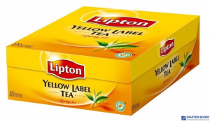 Herbata LIPTON YELLOW LABEL 100 torebek 2g