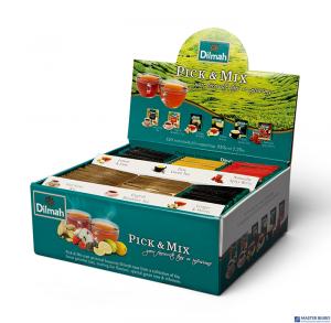 Herbata DILMAH PICKNMIX zestaw 120t 6 smaków