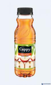 CAPPY Napój jabłkowy 0.33L butelka PET 983302