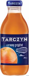 TARCZYN nektar CZERWONY GREJPFRUT 300ml butelka szkło