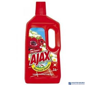 AJAX Płyn do mycia podłóg Floral Fiesta 1l Wild flowers (czerwony)*72984