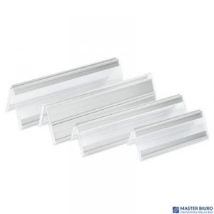 Identyfikator nabiurkowy 15x5 jedno.0403-0027-00 Panta Plast