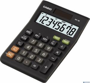 Kalkulator CASIO MS-8S-S/B  8p
