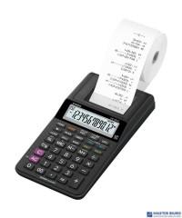 Kalkulator CASIO HR-8 RCE BK z drukarką