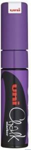 Marker kredowy UNI PWE-8K fioletowy 8mm UNPWE8K/6FI