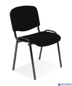 Krzesło konferencyjne ISO black CU-26 cza/sza czarno-szare