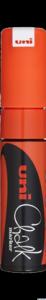 Marker kredowy PWE-8K/4C_B (4szt) UNI biały,j.nieb.,pomar.,fiolet