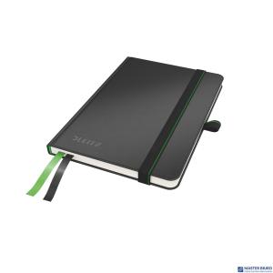 Notatnik LEITZ Complete A6 80k czarny w kratkę 44790095