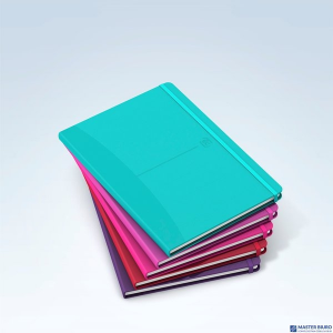Notatnik OXFORD SIGNATURE A5 80k 90g różowy kratka 100735228