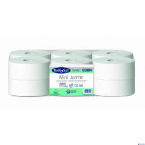 Papier toaletowy mini JUMBO 120 m 65904 BULKYSOFT Comfort