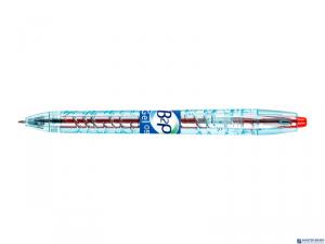 Długopis żelowy B2P GEL czerwony BL-B2P-5-R-BG-FF PILOT