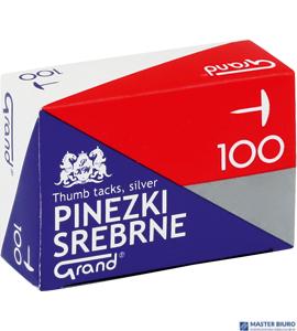 Pinezka srebrna S100(10) GRAND 110-1391