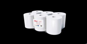 Ręcznik CLIVER 130 1 warstwa makulatura biały (op 6szt)