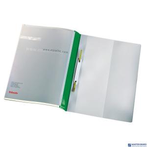 Skoroszyt A4 PCV (25szt) 28360 zielony ESSELTE  PANORAMA