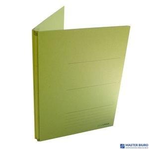 Teczka PLUS skoroszyt.A4 zielona 89-799/89-809 205113 ZERO-MAX