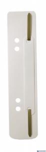 Wąsy do skoroszytu DURABLE Flexi białe (250szt) 6901-02