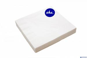 Serwetki AHA białe 20sztuk