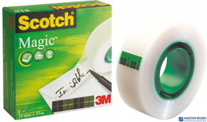 Taśma 810 Scotch 12*33 R144 3M 51005604