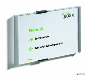 Tabliczka informacyjna INFO SIGN 210x148 5mm DURABLE 4805