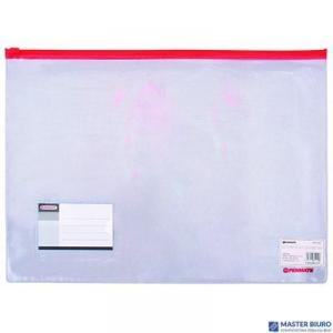 Koperta na zamek z PVC B4 PENMATE TT6693