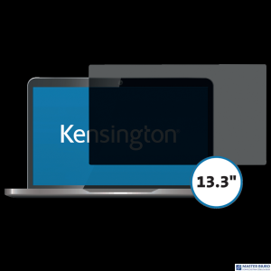 Kensington privacy filter 2 way removable 33.8cm 13.3 Wide 16:9 626458