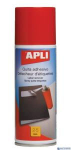 Płyn do usuwania etykiet APLI 200ml 11824