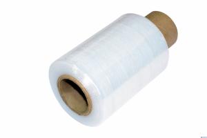 Folia stretch ręczna przezroczysta ZAPAS do MINIRAP  0.3kg fol-str100/23/0.3p EMERSON
