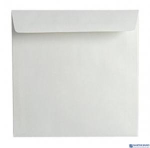 Koperta 158x158mm MILLENIUM biały P 120g/m2 (10) ARGO 282301