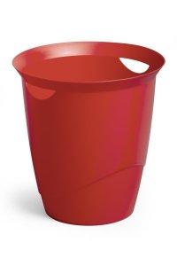 Kosz na śmieci DURABLE TREND 16l czerwony 1701710080