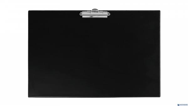 Deska Biurfol z klipem na długim boku A3 czarna KH-21-03