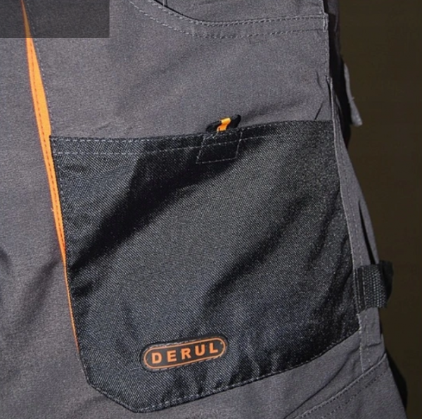 Spodnie robocze -ogrodniczki.