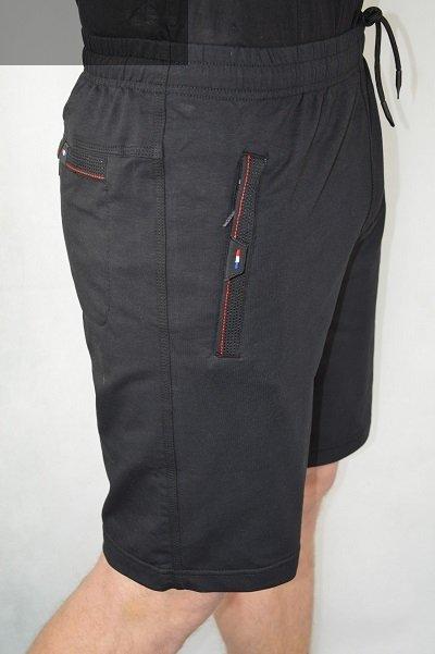Krótkie spodenki dresowe czarne.