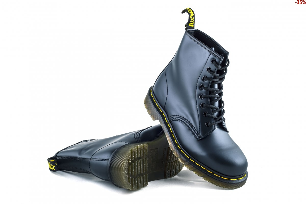 Buty Dr.Martens 1460 SMOOTH Navy Smooth 10072410