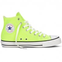 Trampki Converse CHUCK TAYLOR ALL STAR HI Electric Yellow 139782F