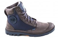 Trapery Palladium PAMPA SPORT CUFF WPN RABBIT Dark Denim 73234021 WATERPROOF