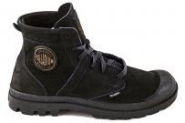Trapery Palladium PALLABROUSE CAMEL LTH Black 05137060