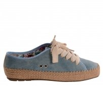 Espadryle Emu AGONIS Light Denim W11411