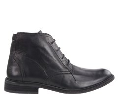 Trzewiki FLY LONDON HOBI 813 BLACK Washed Leat