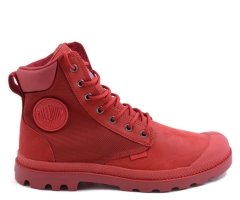 Trapery Palladium PAMPA SPORT CUFF WPN Chevron Rio Red 73234653 WATERPROOF