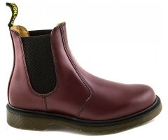Sztyblety Dr. Martens 2976 Cherry Red Smooth 11853600