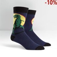 Skarpety męskie Sock It To Me T-Rex MEF0073