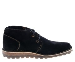 Półbuty Fly London MIME 960 Black Suede P210960000