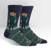 Skarpety męskie Sock It To Me Pumpkin Head MEF0159