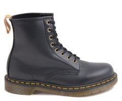 Buty Dr. Martens 1460 VEGAN Black Felix Rub Off 14045001