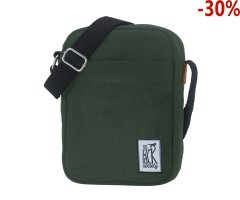 Saszetka The Pack Society SHOULDERBAG SOLID FOREST GREEN SMALL 999CLA751.20
