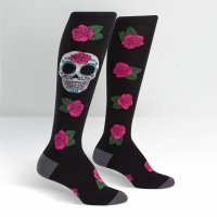 Skarpety damskie Sock It To Me SUGAR SKULL