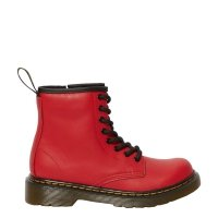 Buty Dr. Martens JUNIOR 1460 Red Romario 24488636