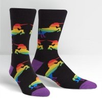 Skarpety męskie Sock It To Me Pride and Fabulousness MEF0345
