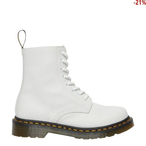 Buty Dr. Martens 1460 PASCAL White Virginia 26802543