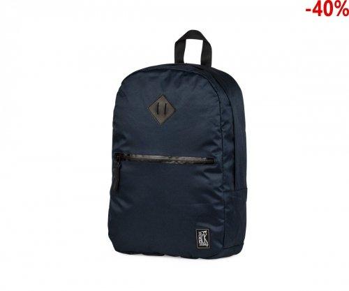 Plecak The Pack Society BACKPACK SOLID DARK BLUE 999CMM702.25